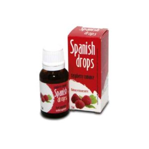 Spanish Drops Raspberry