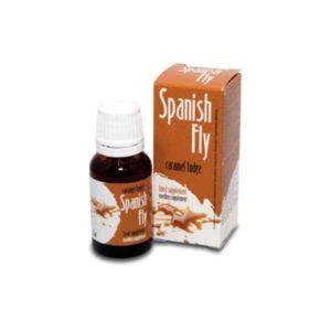 Spanish Fly Caramel Fudge